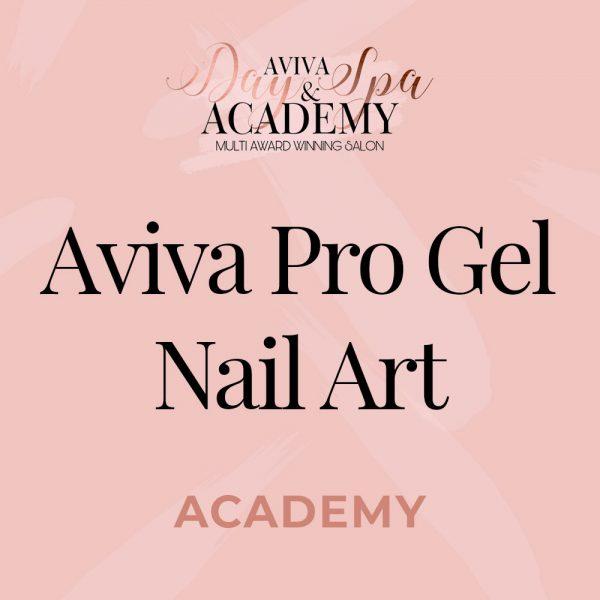 Aviva Pro Gel nail art course