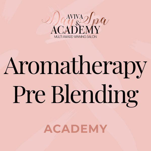 aromatherapy pre blending course