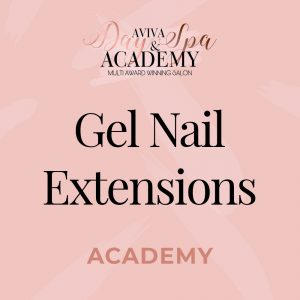 Gel nail extensions