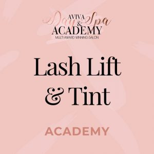 lash and lift tint course
