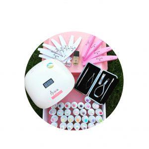 Aviva ProGel Starter Kit.
